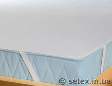 Наматрасник водонепроницаемый 140х190/200 Setex Generation 14pe